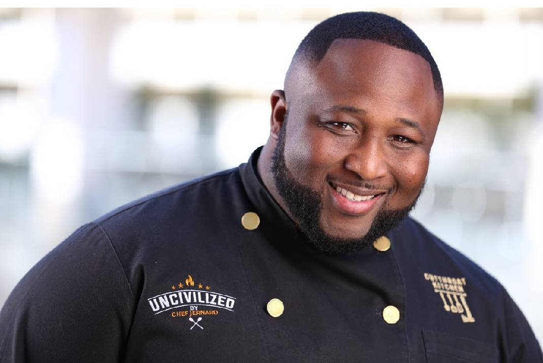 Chef Jernard Wells of Cleo TV's 'New Soul Kitchen' Speaks on Showing a New Way of Healthy Cooking
