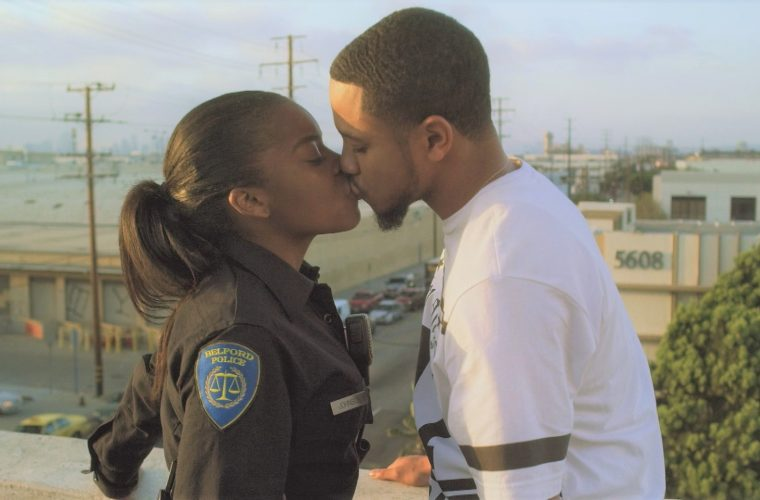Tequan Richmond and Rayven Ferrell Talk Toxic Love and Mental Health as Stars of TV One Thriller, BLOOD ON HER BADGE (Exclusive Interview)