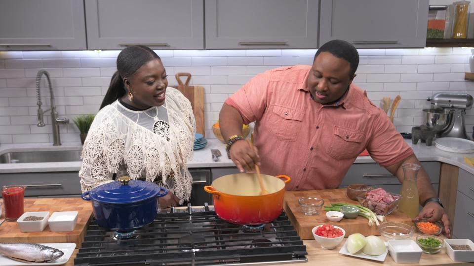 Cleo tv's new soul kitchen brings the warmth of home with chef essie bartels this saturday, november 14 at 9pm et/8c