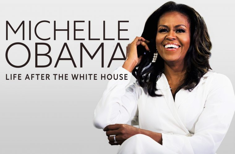 "First Look | Michelle Obama in First Trailer ""Michelle Obama: Life After The White House"""