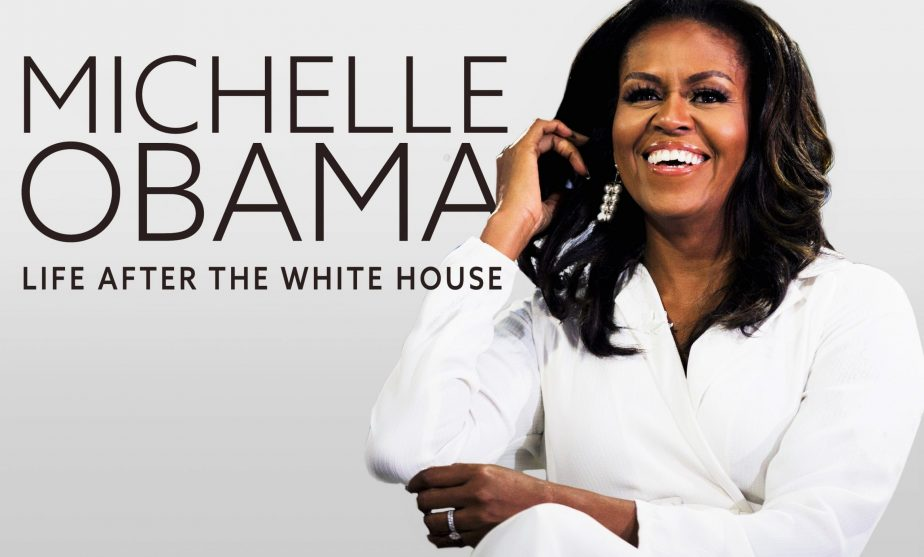 First Look | Michelle Obama in First Trailer