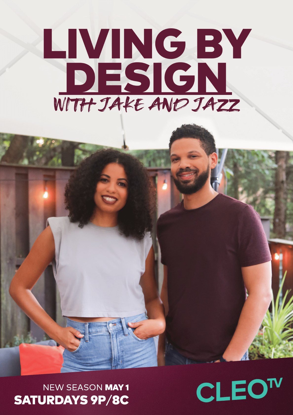 Living By Design With Jake And Jazz season 2 CLEO TV