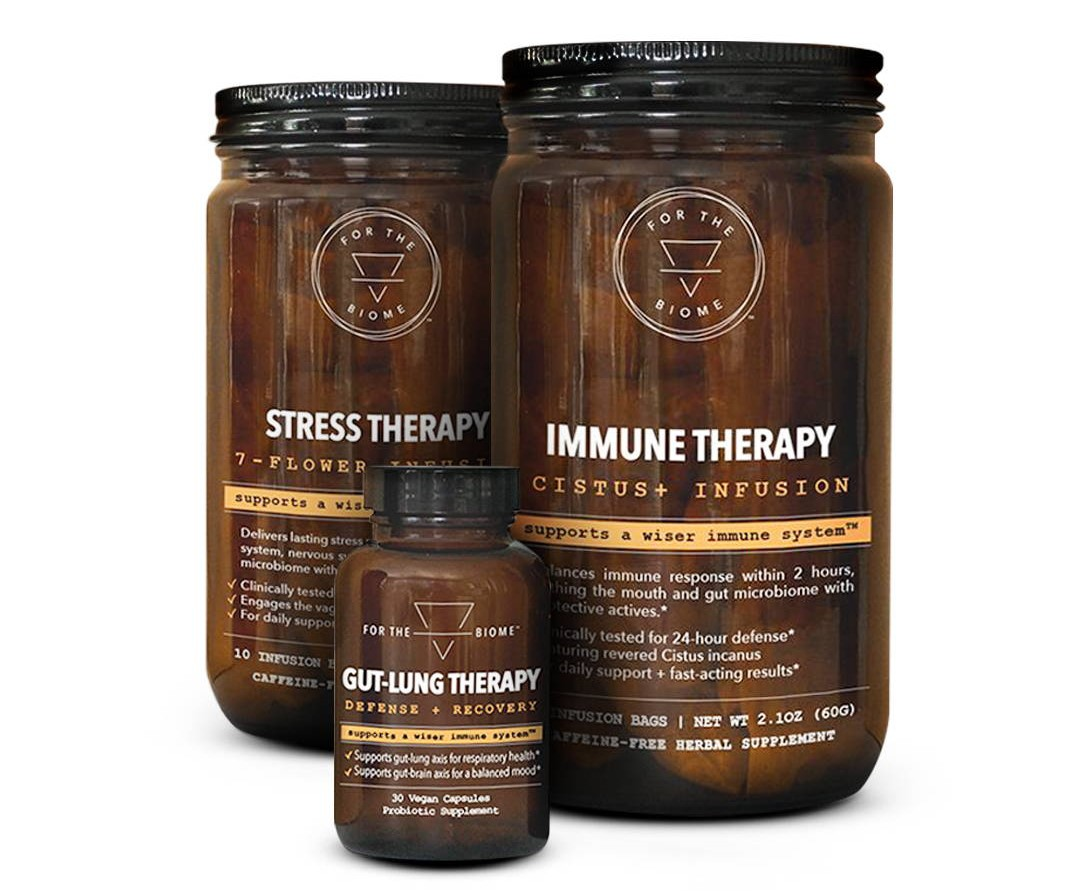 Three Natural Products to Revitalize Your Immune System and Emotional Health